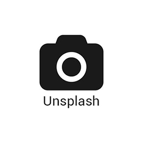Logo Unsplash